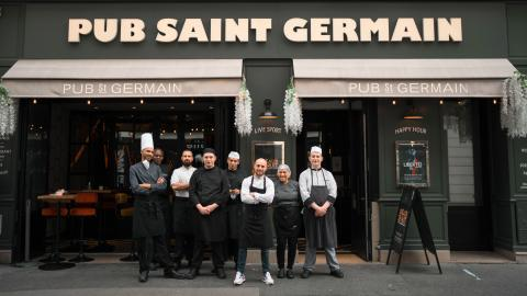 September 2021 : what's new at PUB St GERMAIN ?